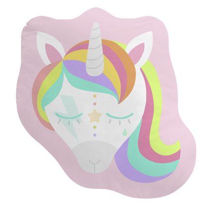 Cojin infantil con formas Unicorn-Dreams