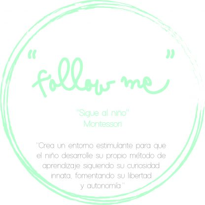 Kit follow me mandarina