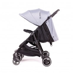 baby monsters kuki twin asiento reclinable color gris