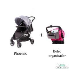 Silla paseo phoenix regalo bolso organizador