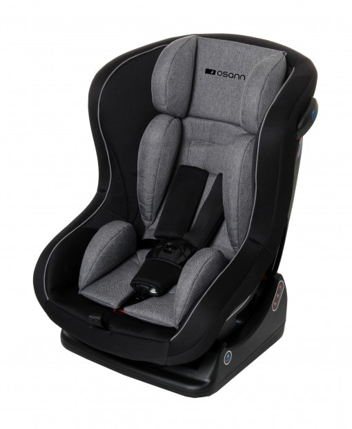 Silla coche bebe safety baby lateral posicion 1