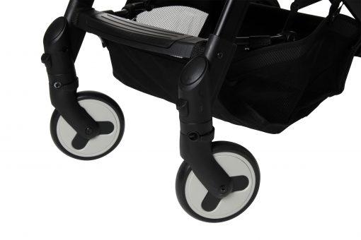 silla paseo flame sport ruedas