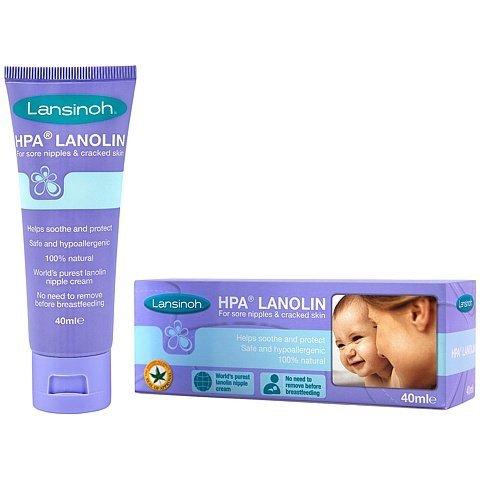 Lanolina para curar pezones agrietados