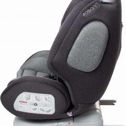 silla coche bebe one osann posicion reclinado 1