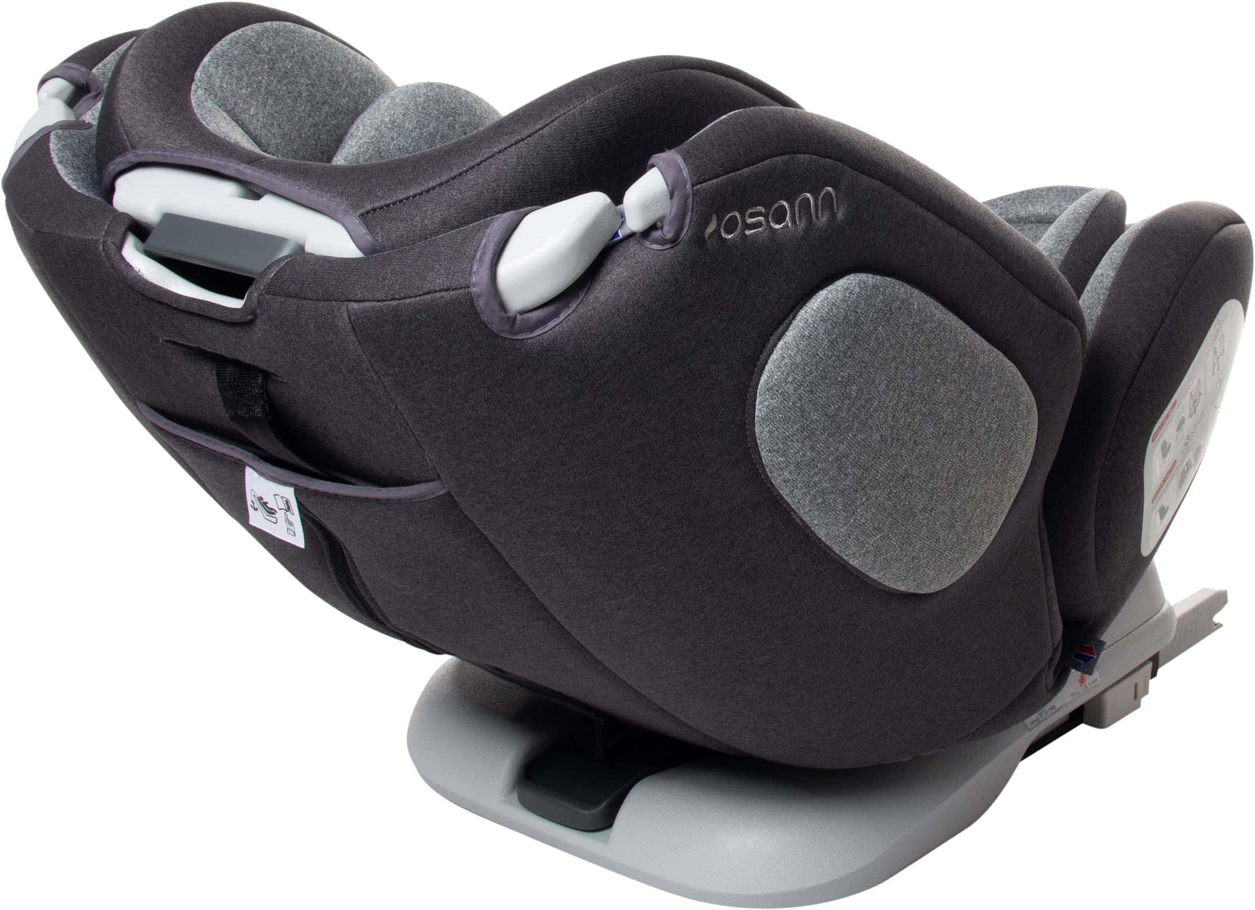 silla coche bebe one osann reclinado posterior