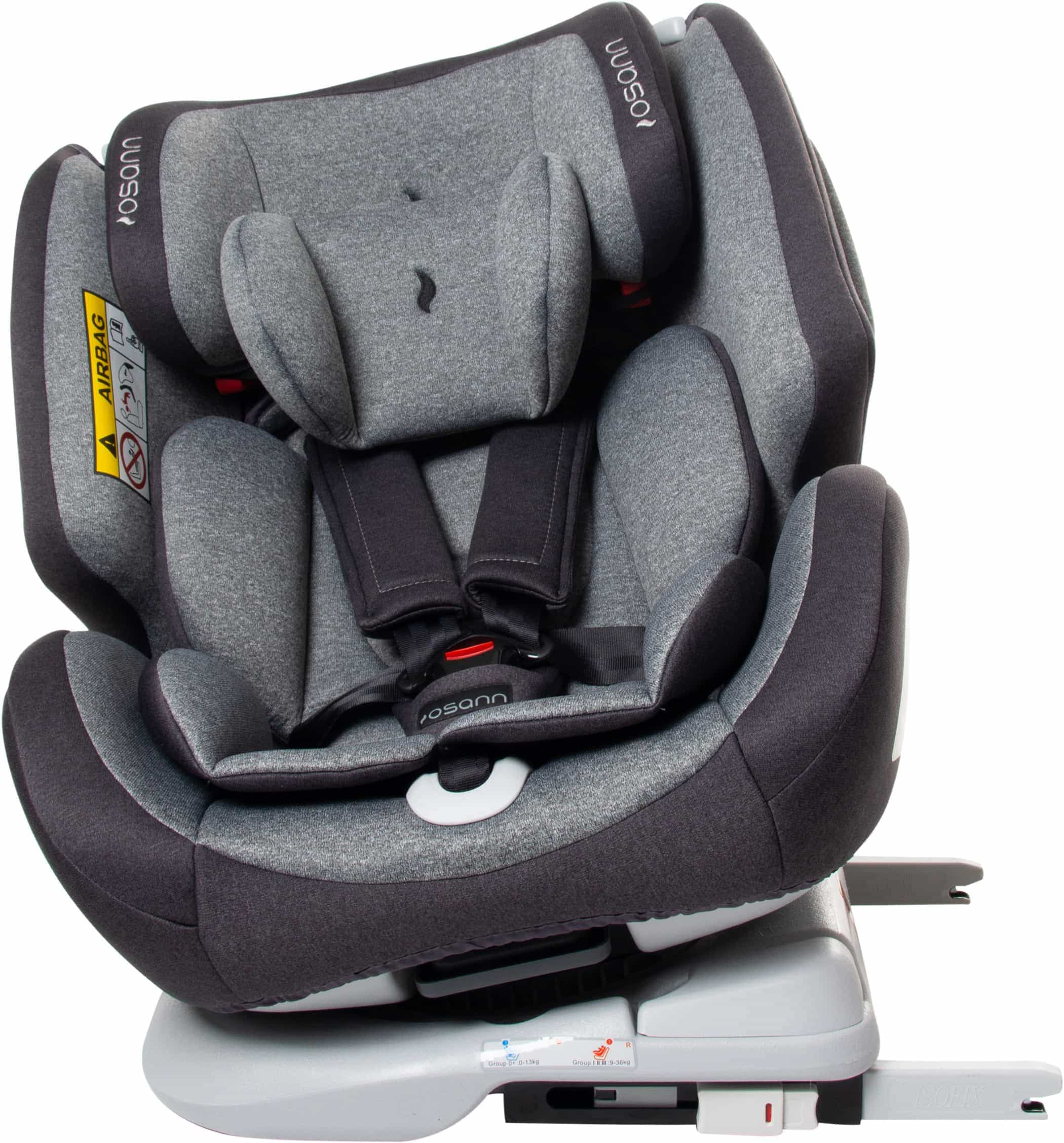 silla coche bebe one osann rotacion lateral