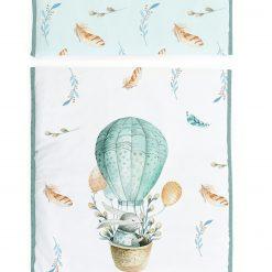 textil minicuna naf naf rabbit explorer