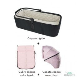 capazo ventT color blush