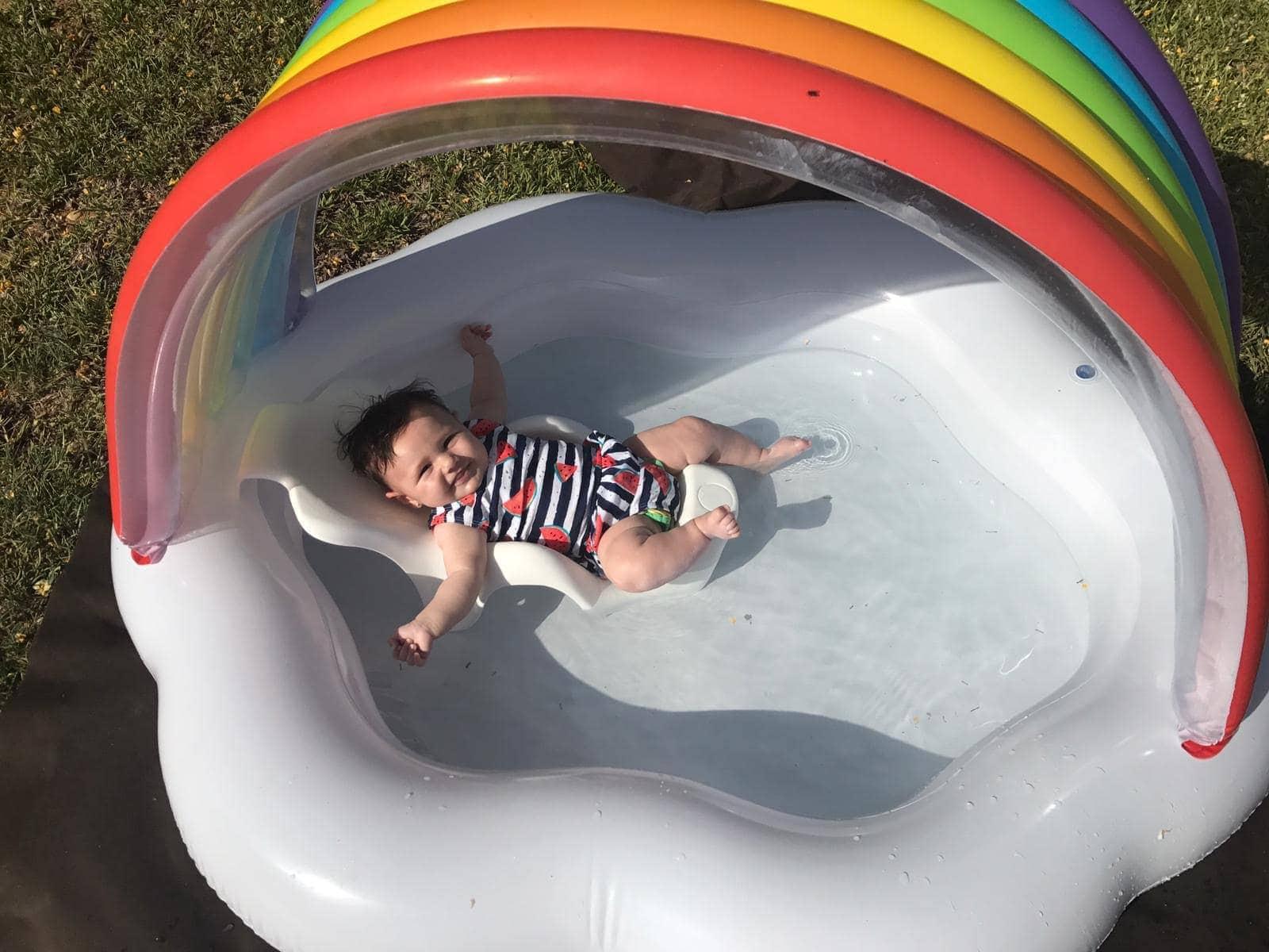 hamaca ergonomica bebe