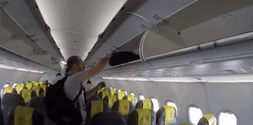 Mejor silla para viajar en avion