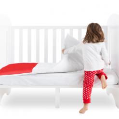 Como convertir cuna en cama