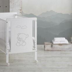 Cuna colecho baos