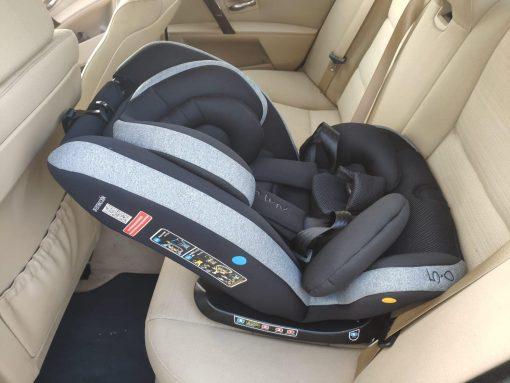 Silla auto rescuebaby contramarcha