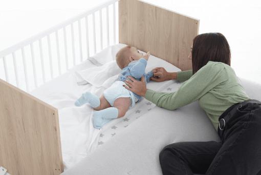 cuna bebe shira