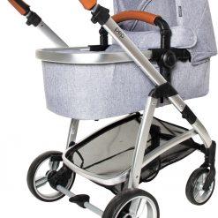 silla paseo pep duo grey melange capazo
