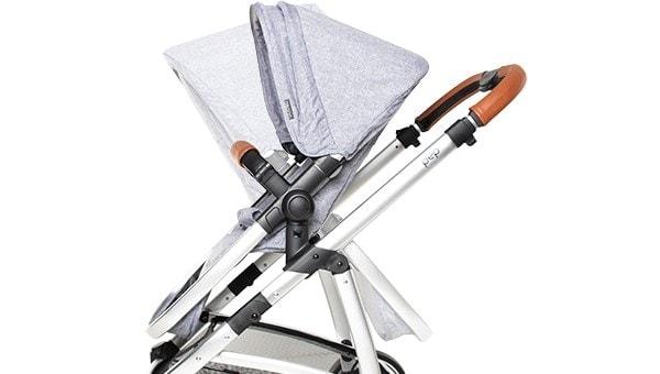 silla paseo pep con hamaca reversible