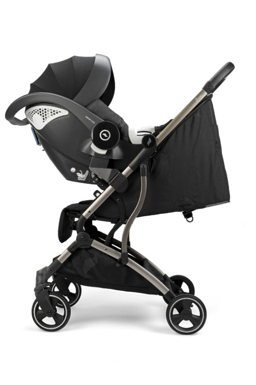 silla de paseo boogy adaptador grupo 0 incluido