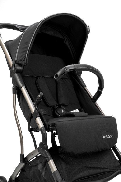 silla de paseo boogy barra seguridad extraible