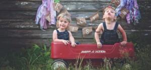 Cómo criar gemelos: cosas necesarias