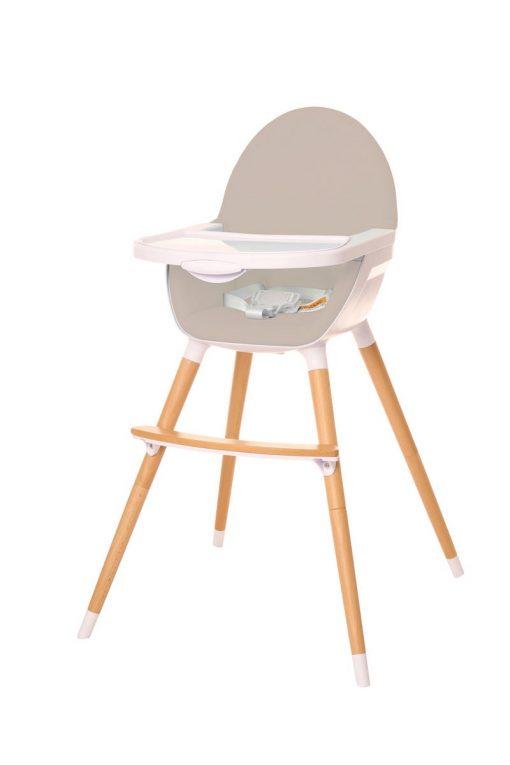 trona bebe convertible osann gris bandeja