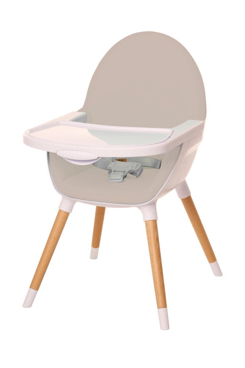 trona bebe convertible osann gris convertible con bandeja
